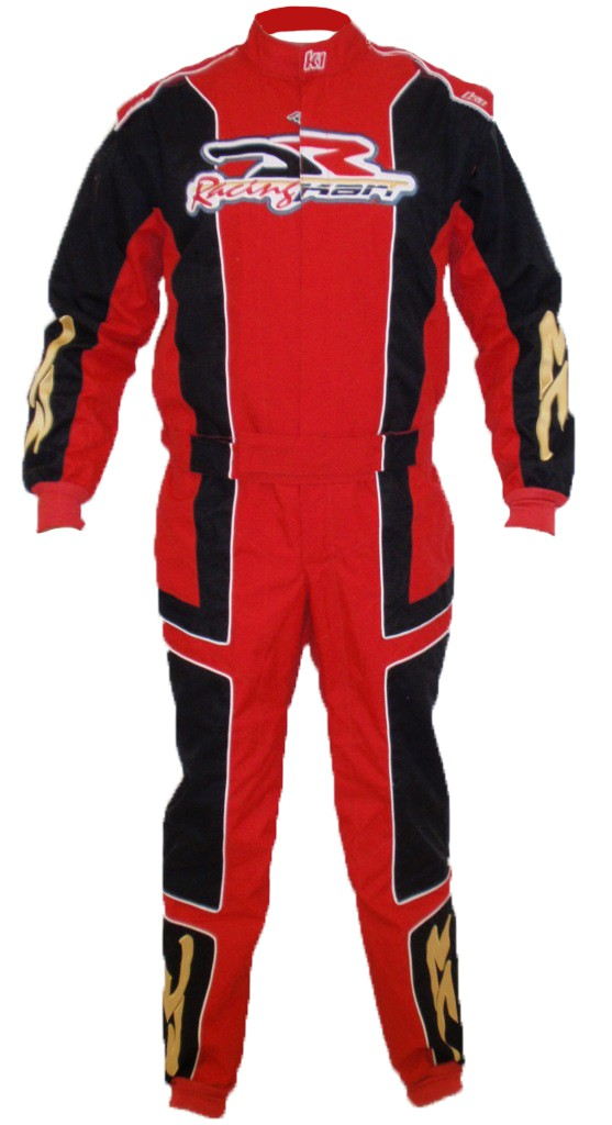 DR Racing Kart outfit
